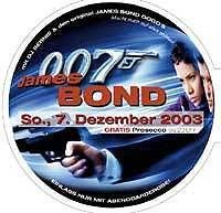 James Bond Party@Disco Bel
