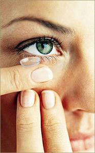 Gruppenavatar von >Kontaktlinsenträger/innen sehen besser<