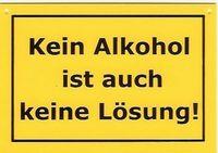 Gruppenavatar von KEIN ALKOHOL IST AUCH KEINE LÖSUNG