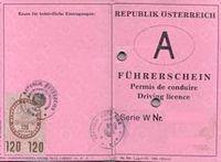 Gruppenavatar von Mein Führerschein ist noch rosa und aus Papier!
