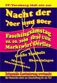 Nacht der 70er und 80er@Marktwirt Derfler