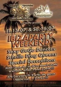 Ibizaparty Weekend@A-Danceclub