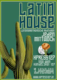 Latin House@Xpress127