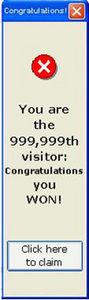 Gruppenavatar von Sie sind der 999.999 Besucher
