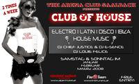 CLUB of HOUSE@Club Arena Saalbach