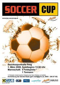 Soccer Cup der Jungen ÖVP Perg@Bezirkssporthalle Perg