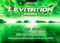 Levitation meets Driving Forces@Club Utopia
