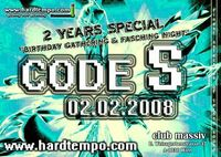 Code S  2 Years Special@Club Massiv