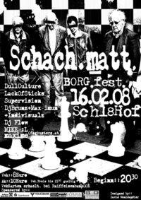 Schach.matt BORG.fest.@Alter Schl8hof Wels