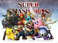 Gruppenavatar von Super Smash Bros.