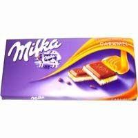 I <3 Milka Caramelschokolade!