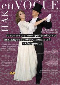 HAK en Vogue - Maturaball der HAK Linz