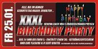 XXXL Birthday Party@Ballegro Ravelsbach