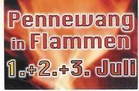 Pennwang in Flammen-Leistungsschau@ -