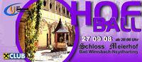 Hofball 2008@Schloss Meierhof