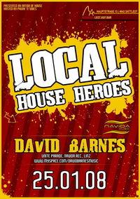 Local House Heroes – David Barnes@Herbers: Lust.auf.Bar