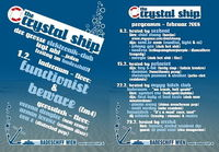 The Crystal Ship@Badeschiff