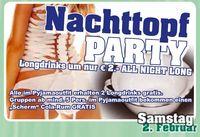Nachttopf Party@GEO