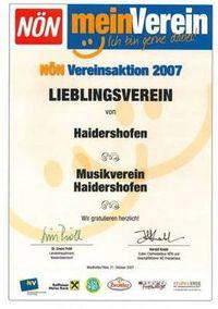Musikverein Haidershofen