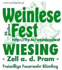 Weinlesefest Wiesing@Festzelt