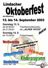 Frühschoppen@SVZ