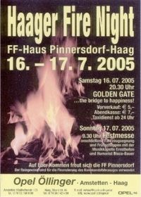 Haager Fire Night@FF-Haus Pinnersdorf