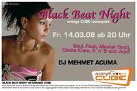 Black Beat Night@Orange Cube Lenaupark