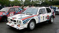 Gruppenavatar von Lancia Delta S4- ein Stück Rallygeschichte