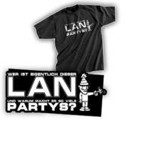 Gruppenavatar von Wer ist eigentlich dieser Lan und warum macht der so viele Partys.