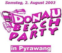 Donau Beach Party@ -