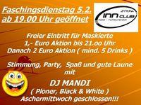 Faschingsparty@Innclub Stadl