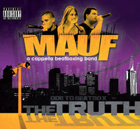 MAUF -  The Truth CD-Release-Konzert@((szene)) Wien