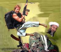 Gruppenavatar von Chuck Norris weiß wo Osama wohnt