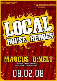Local House Heroes – Marcus D:Nelt@Herbers: Lust.auf.Bar