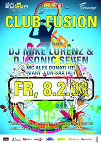 ClubFusion - We love House@Babenberger Passage
