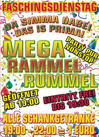 Mega Rammel Rummel @Excalibur