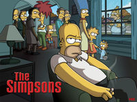 Gruppenavatar von We are The Simpson Fans