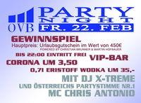 OVB Party Night - Gewinne einen Urlaub für 2 Personen@P2