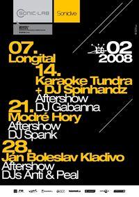 Soniclive: Karaoke Tundra + DJ Spinhandz@Soniclab