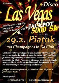 100 Champagnes In Da Club@Disco Saint Tropez