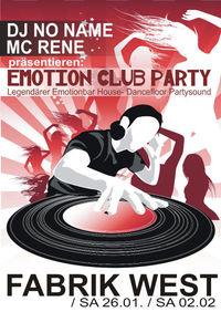 Emotion Club Party@Fabrik West
