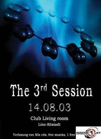 The 3rd Session@The Living room
