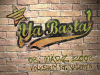 Ya Basta!@Volksheim