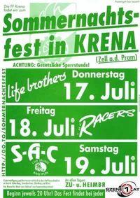 Sommernachtsfest in Krena 2003@Festzelt
