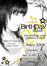 Raphaela's Birthday Bash@Herbers: Lust.auf.Bar