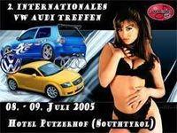 2. Internationales VW-Audi Treffen@Hotel Putzerhof