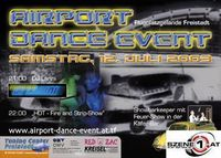 Airport-Dance.Event@Fliegerhanger