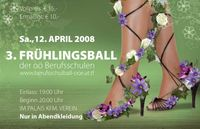3. Frühlingsball der OÖ Berufsschulen