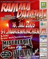 Ramma Damma Goes Rock@Stocksporthalle