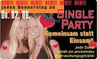 Single Party@Amadeus Dancefactory